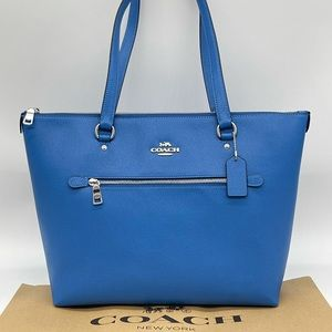 Coach Xgrain Leather Gallery Tote Bag